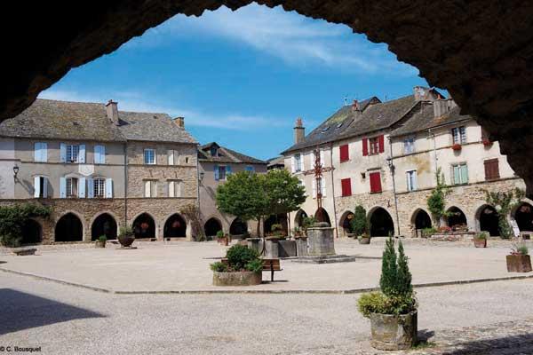 Sauveterre-de-Rouergue ©C.Bousquet