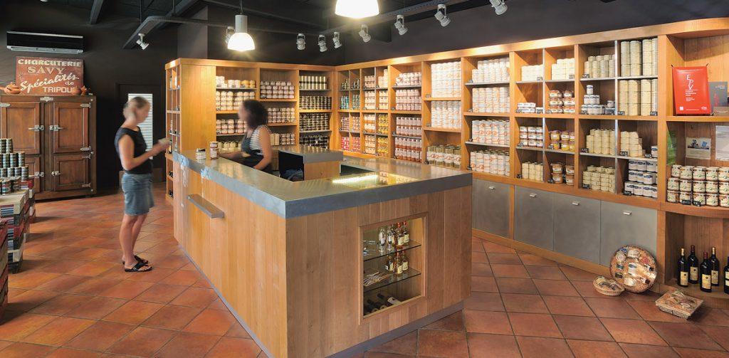Boutique La Naucelloise