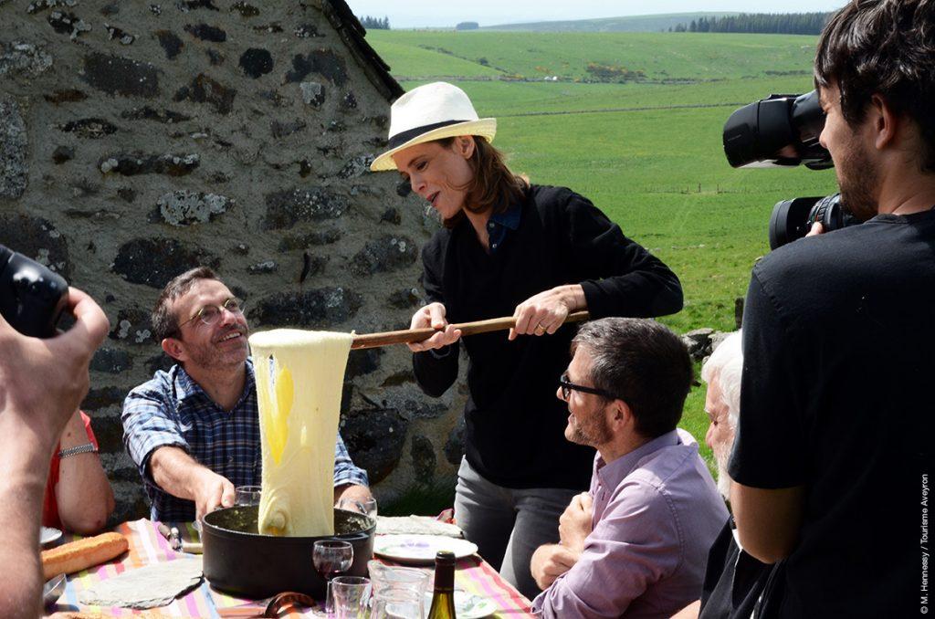 Les Carnets de Julie en Aveyron © M. Hennessy / Tourisme Aveyron
