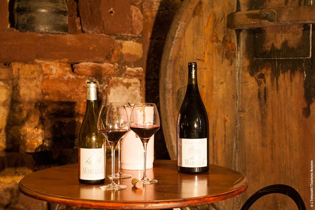Vin de Marcillac, Aveyron © J. Tomaselli / Tourisme Aveyron