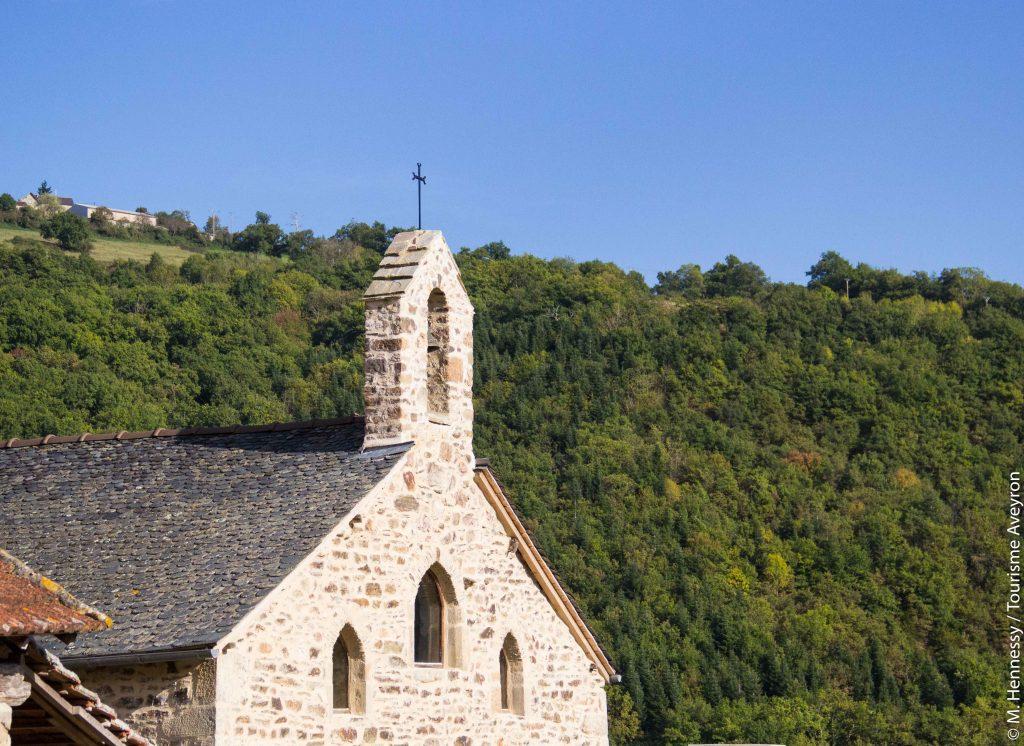 Chapelle, Ferme de Falgayroles, Aveyron © M. Hennessy - Tourisme Aveyron