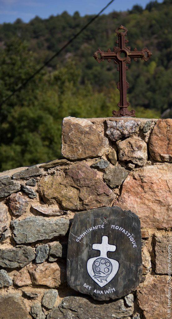 Detail, Ferme de Falgayroles, Aveyron © M. Hennessy - Tourisme Aveyron