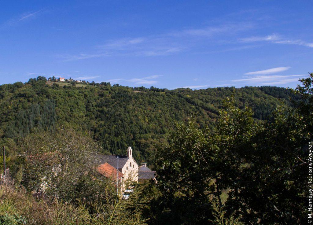 Ferme de Falgayroles, Aveyron © M. Hennessy / Tourisme Aveyron
