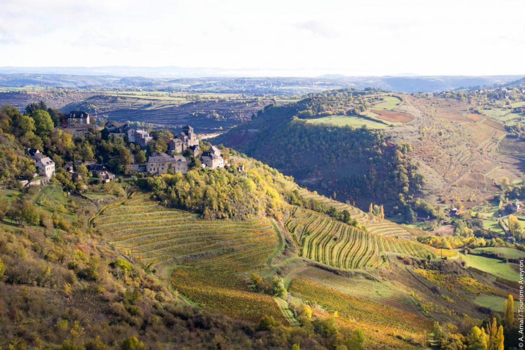 Cassagnes-Comtaux, Aveyron
