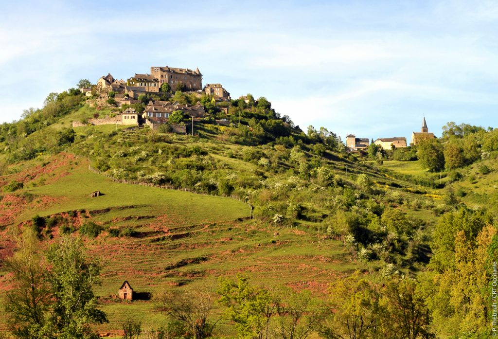 Village de Panat, Aveyron