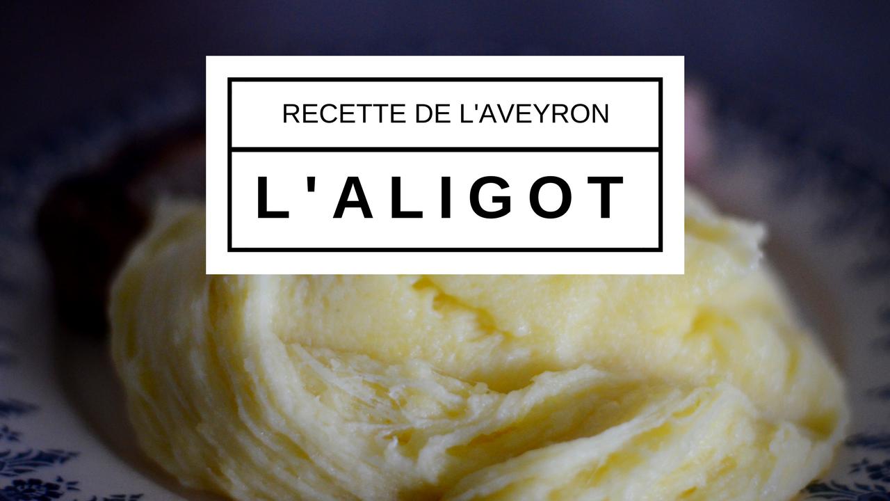 Recette de l'Aveyron : Aligot