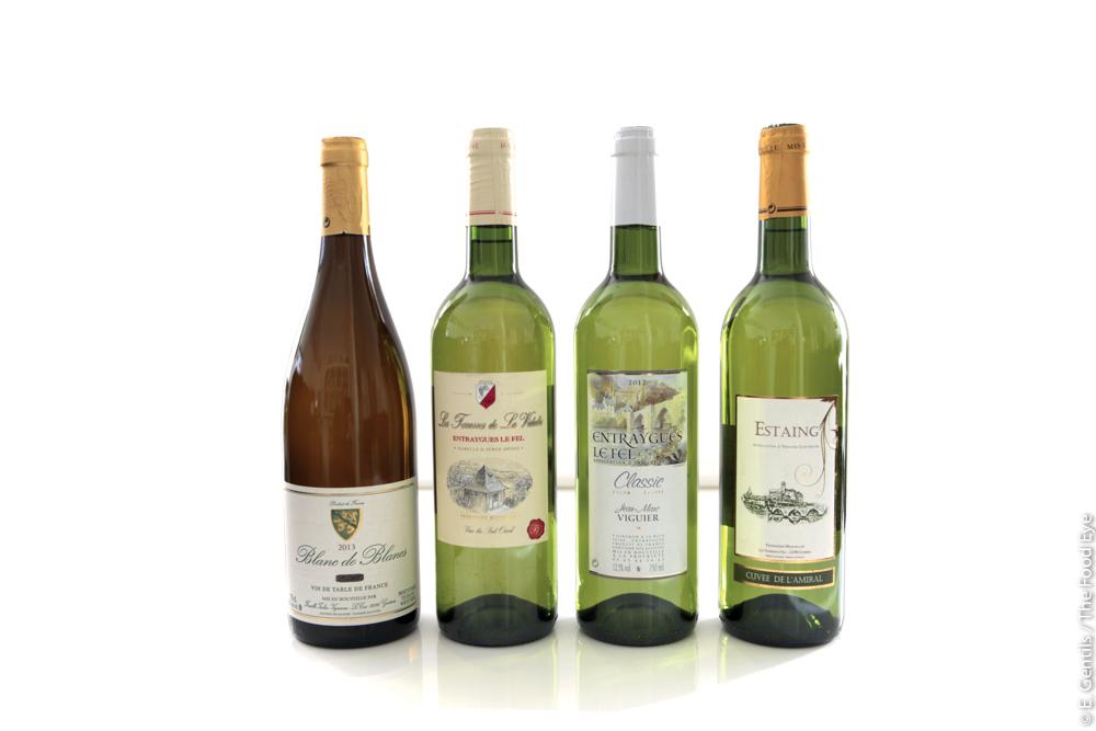Vins blancs de l'Aveyron © E. Gentils / The Food Eye