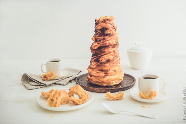 Gâteau à la broche © E. Gentils - The Food Eye