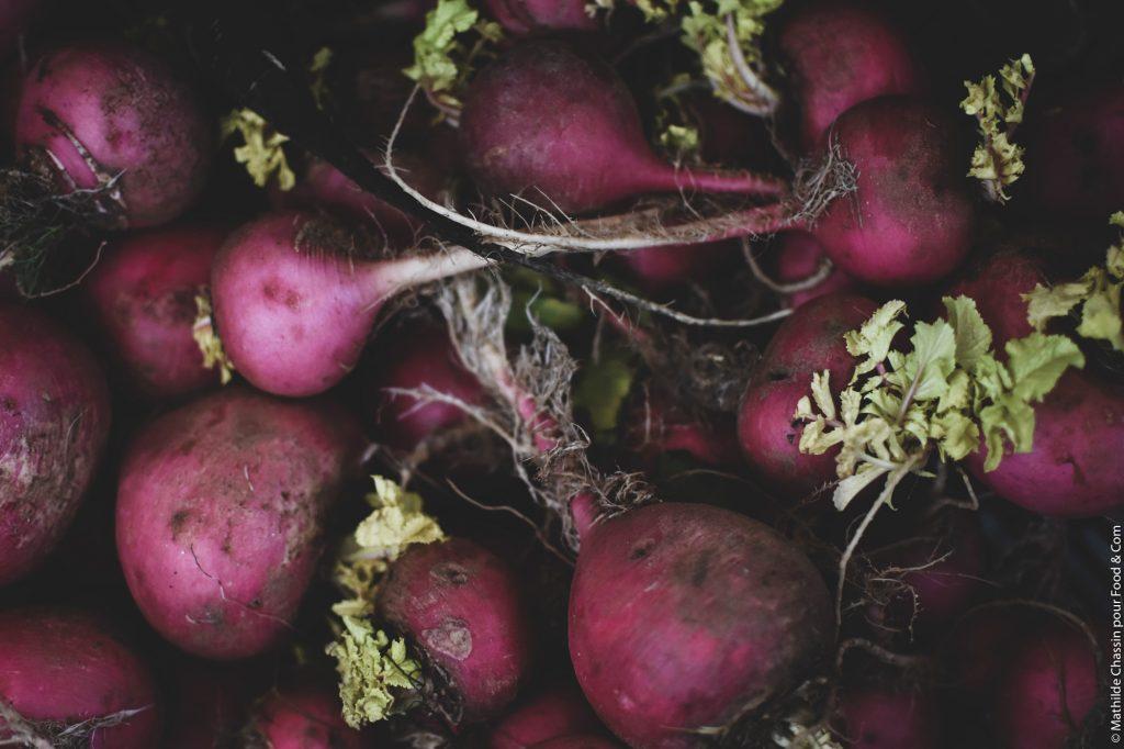 Légumes de Fred Mendès, Restaurant ET, Rodez