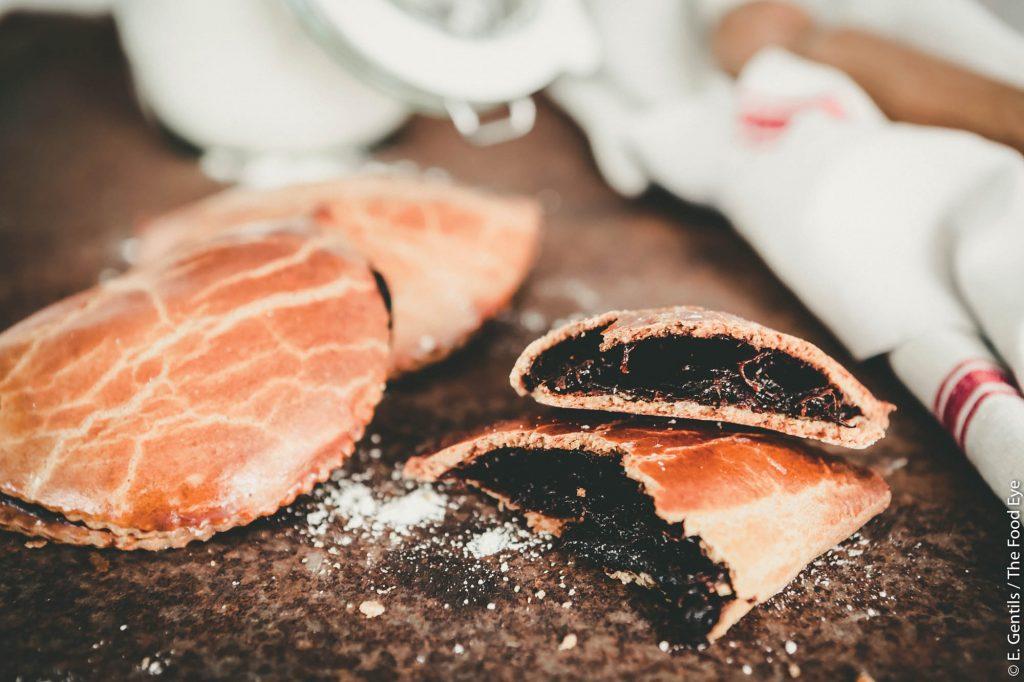 Rissoles aux pruneaux © E. Gentils -The Food Eye