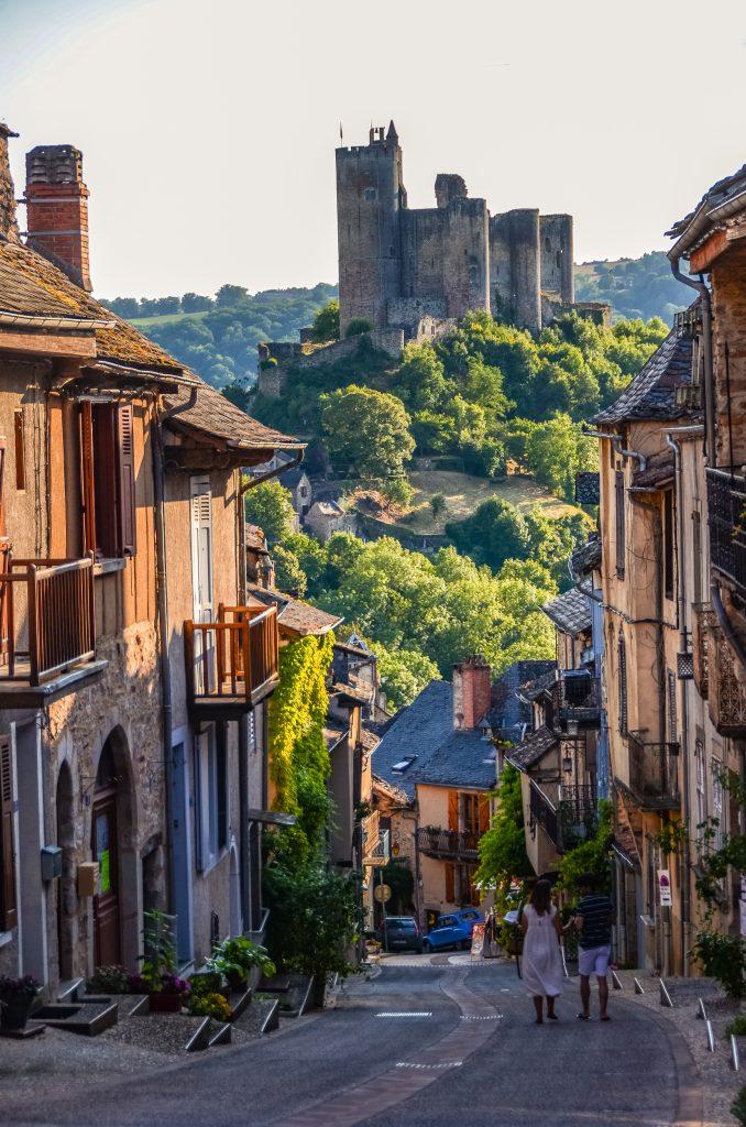 Najac © M. Hennessy - Tourisme Aveyron